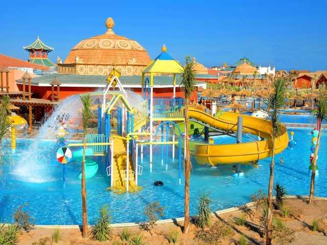 Aqua Jungle Park Hotel Hurghada