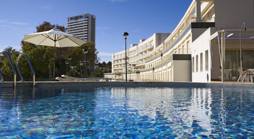 Испания бенидорм отель коста бланка суарес