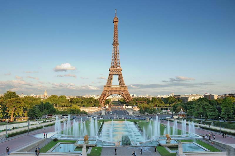 Holidays to Paris and France