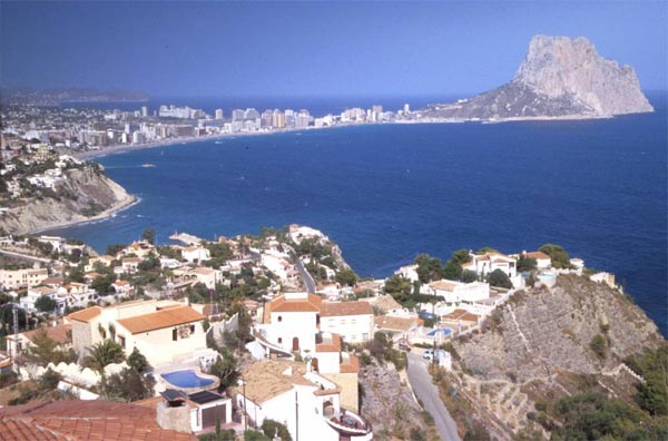 Spain Holidays - Sunny Coastline
