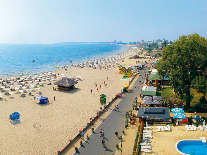 Holidays to Sunny Beach Resort in Bulgaria