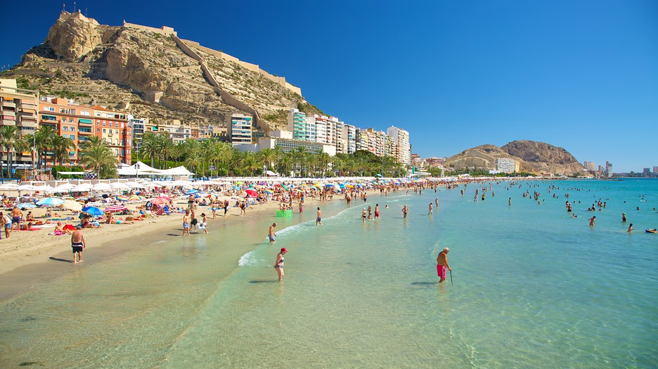 Alicante Beach Holidays