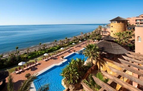 Holidays to Costa Del Sol - Pool and Beach