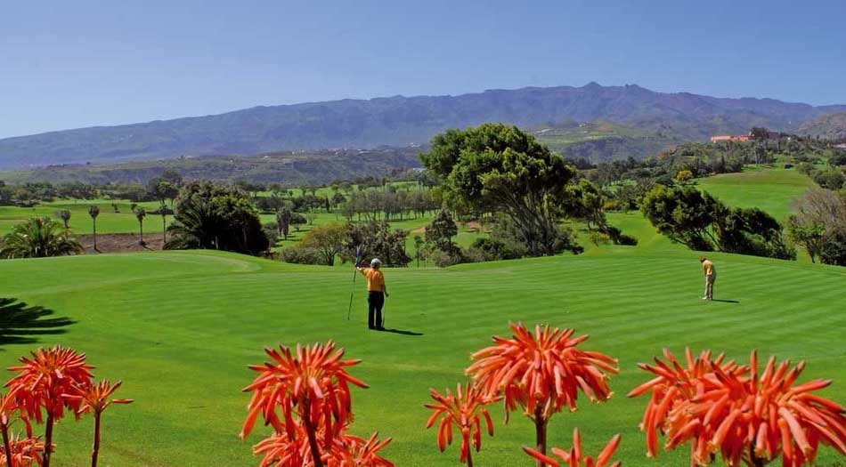 Gran Canaria golf holidays