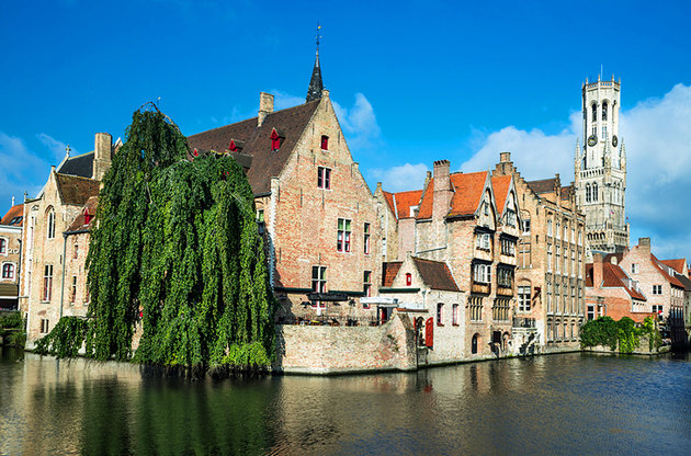 Cheap Hotels In Bruges