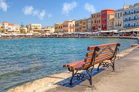 beach holidays to Crete
