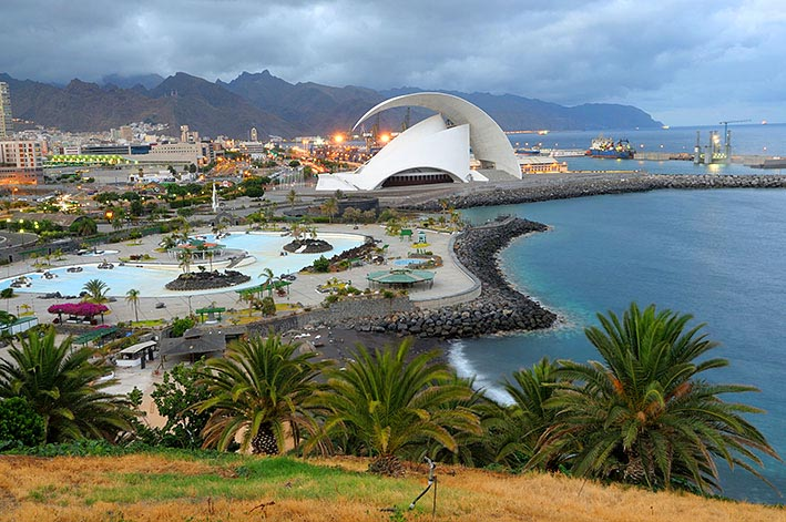 Tenerife Holiday Image