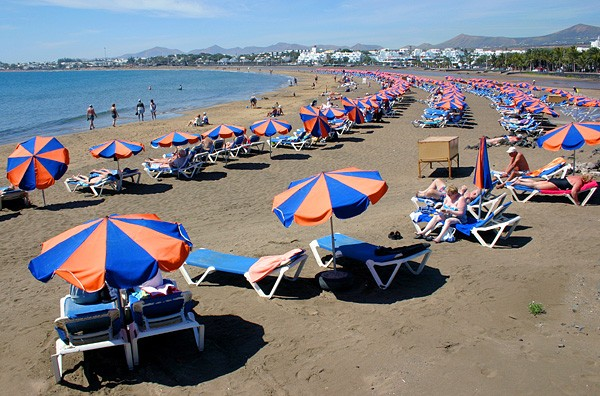 Puerto del Carmen Beach Holiday