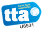 Travel Trust Association (TTA) Member U8531